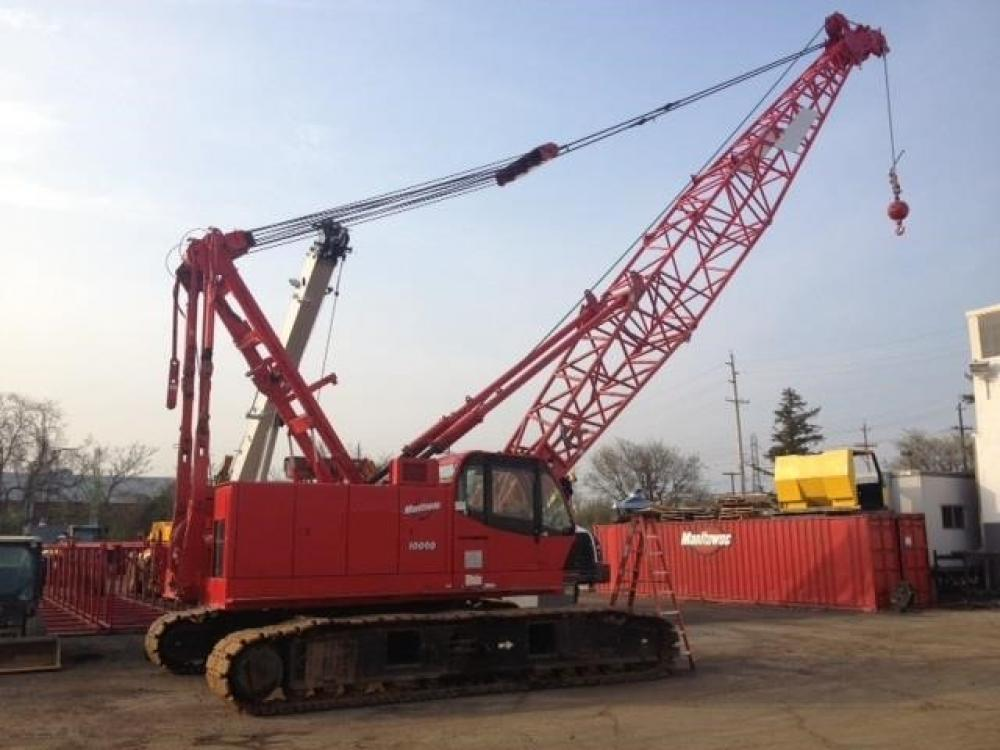 Detail photo of 2006 Manitowoc 10000 from Construction Equipment Guide