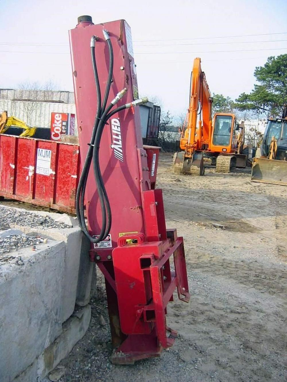 Detail photo of 2007 Allied HB550 from Construction Equipment Guide