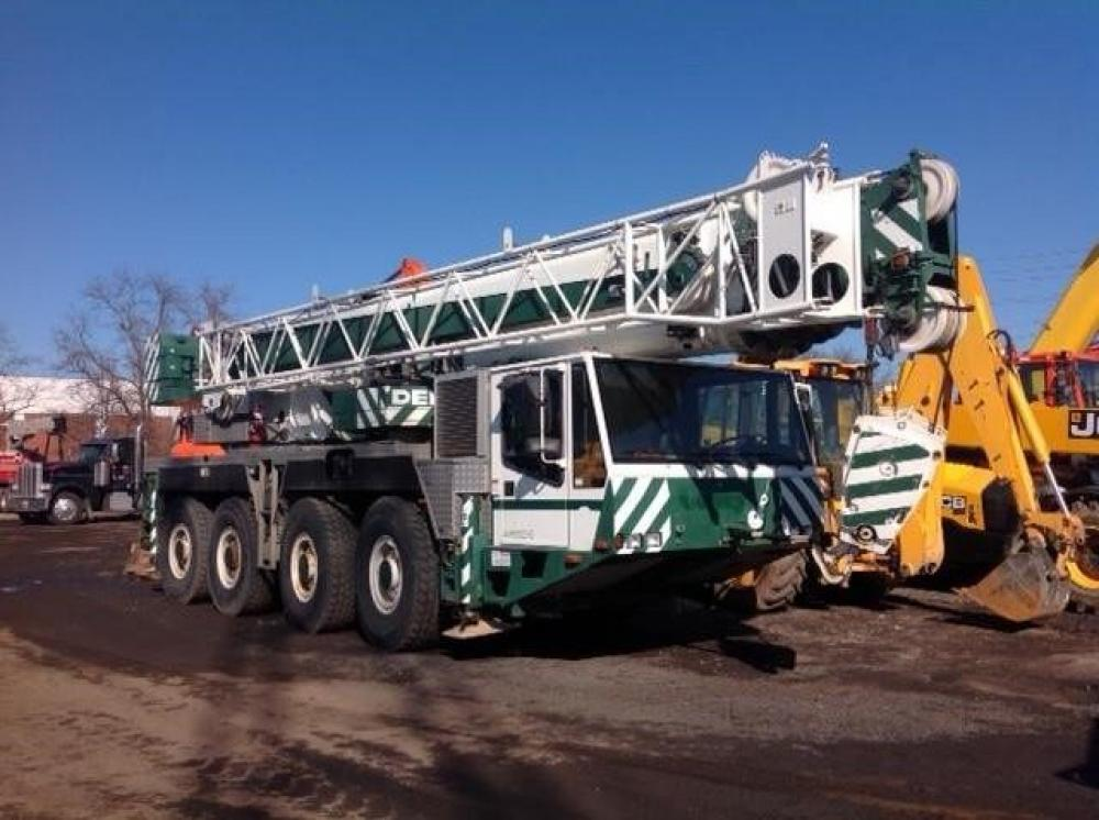 Detail photo of 2000 Demag AC80-1 from Construction Equipment Guide