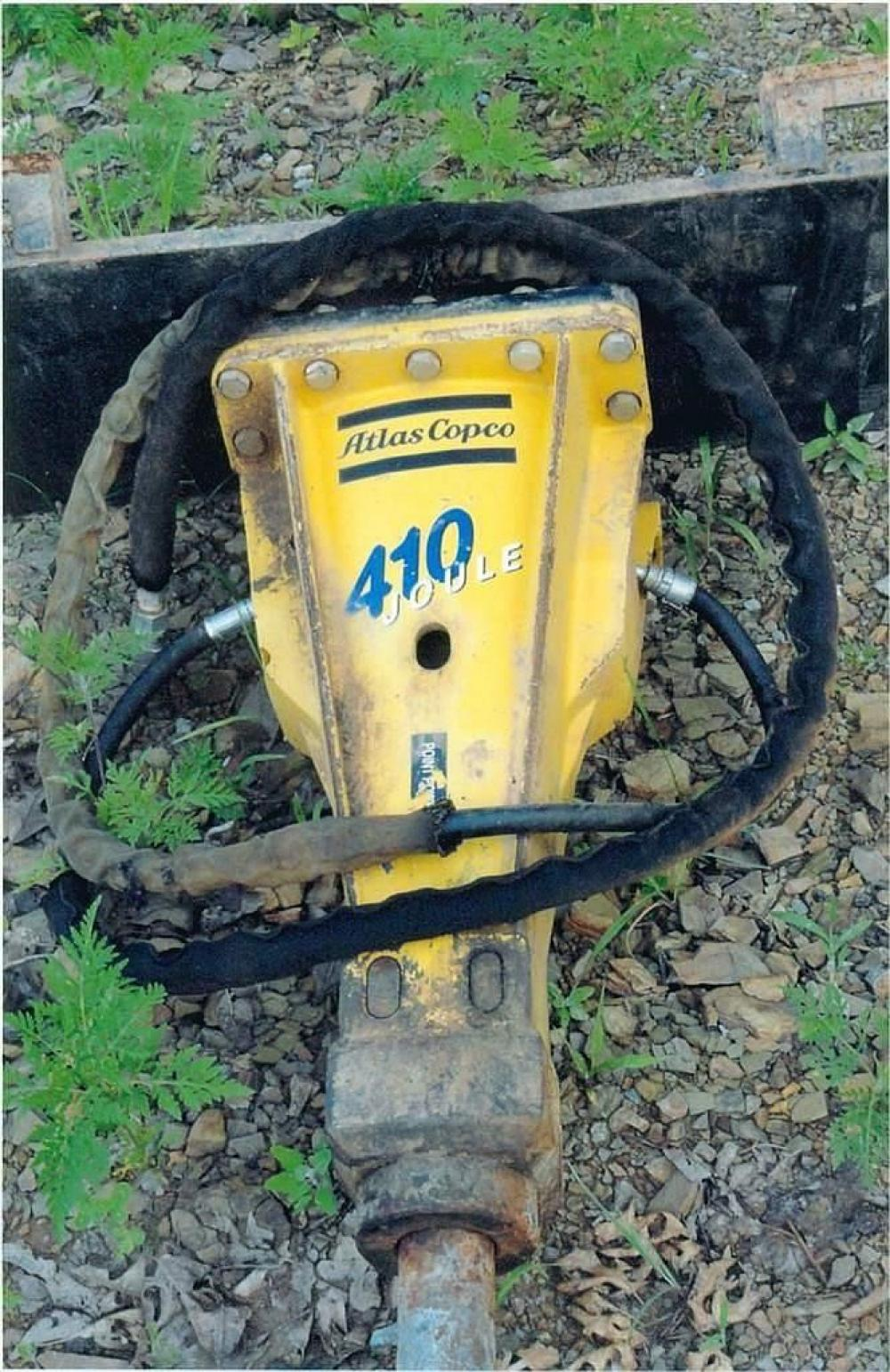 Detail photo of  Atlas Copco SBC410 from Construction Equipment Guide