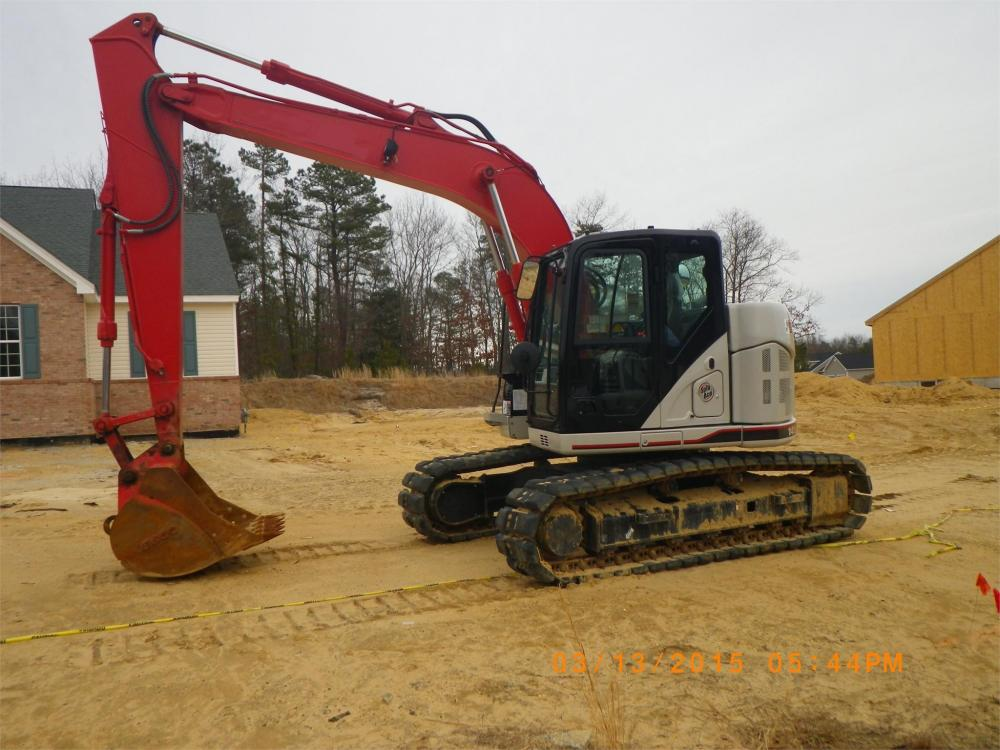 Detail photo of 2013 Link-Belt 145X3 from Construction Equipment Guide