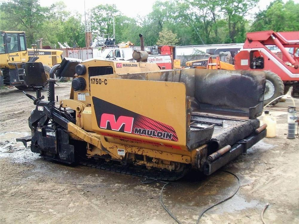 Detail photo of 2003 Mauldin 1750C from Construction Equipment Guide