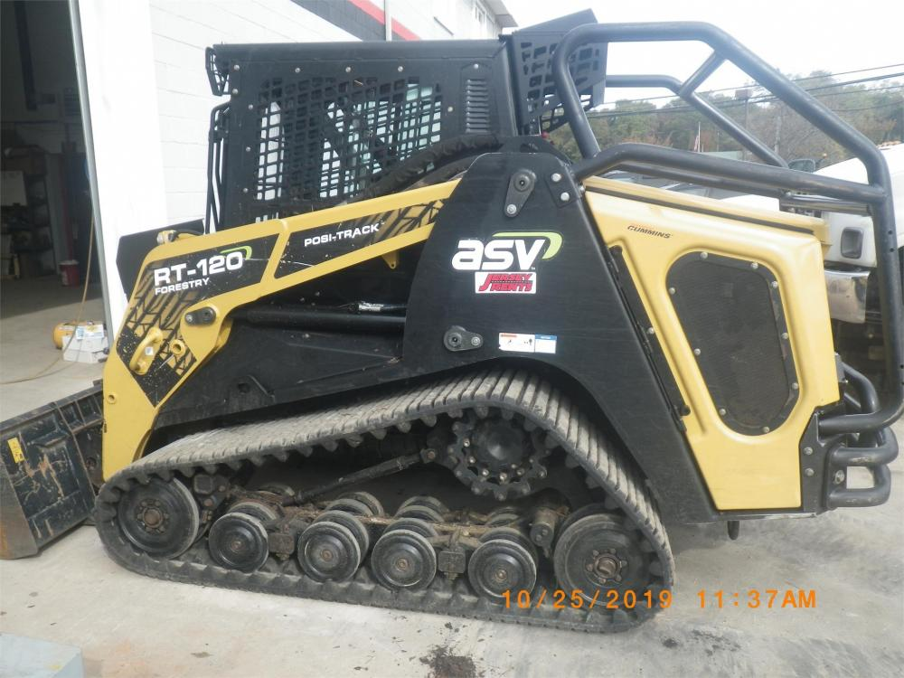 Detail photo of 2018 ASV PT-120F from Construction Equipment Guide