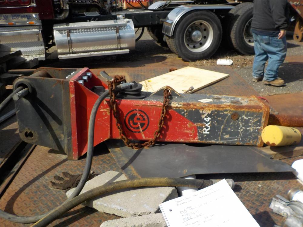 Detail photo of 2015 Chicago Pneumatic  RX4 from Construction Equipment Guide