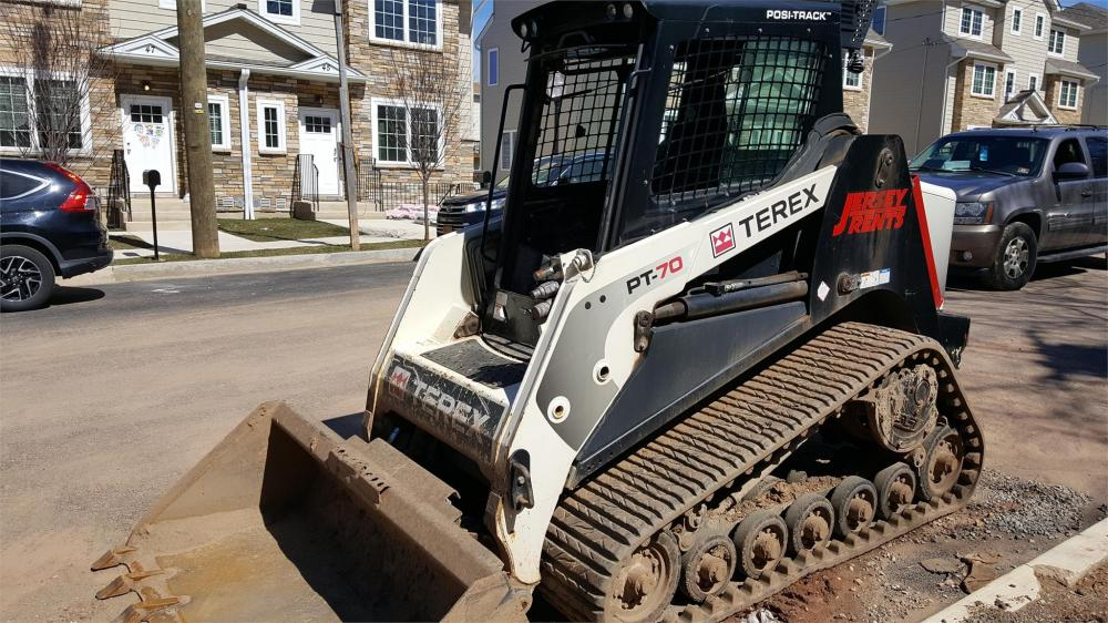 Detail photo of 2012 Terex PT70 from Construction Equipment Guide