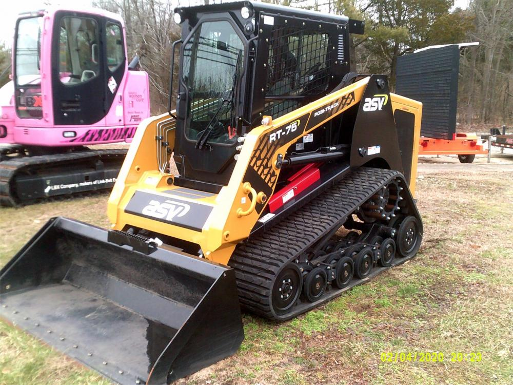 Detail photo of 2019 ASV RT-75 from Construction Equipment Guide