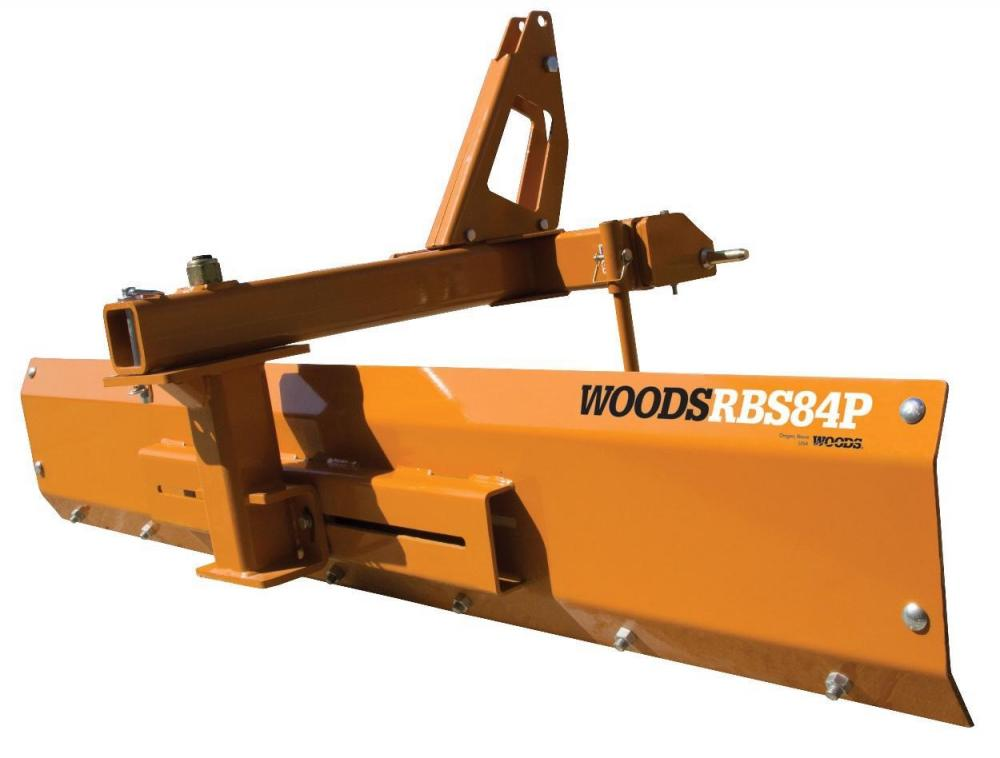 Detail photo of  WOODS RBS84P from Construction Equipment Guide
