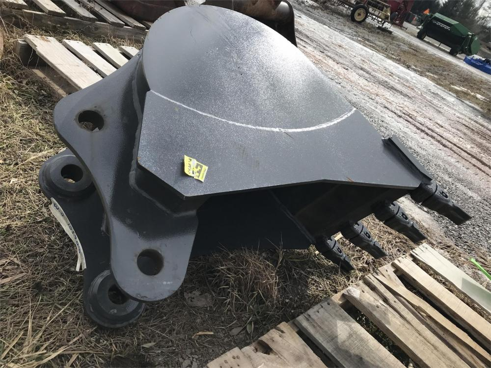 Detail photo of  New Holland 18IN. DIGGING BUCKET from Construction Equipment Guide
