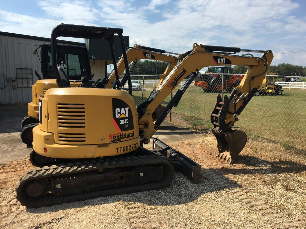 Detail photo of 2014 Caterpillar 304CR from Construction Equipment Guide