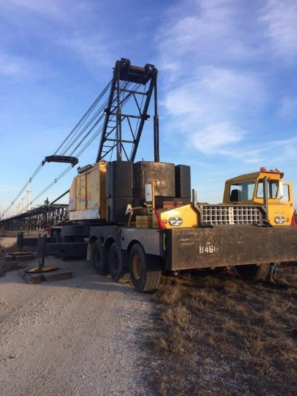 Detail photo of 1979 American 8460 from Construction Equipment Guide