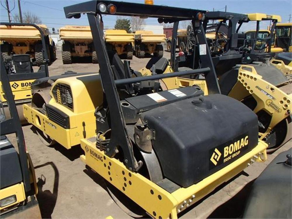 Detail photo of 2014 Bomag BW 278 AD-4 from Construction Equipment Guide