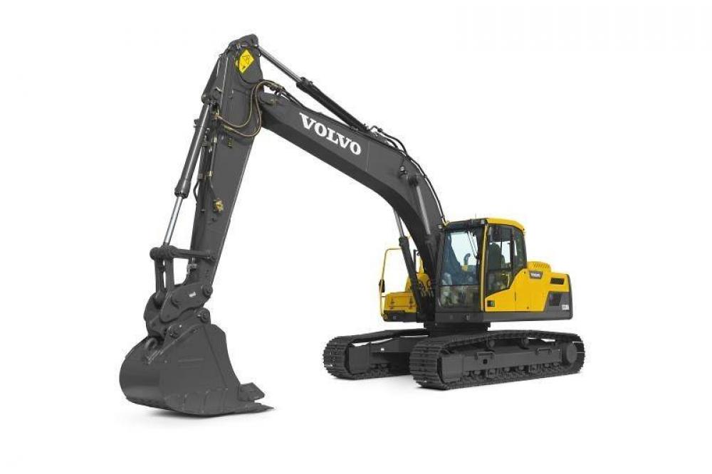 Detail photo of 2015 Volvo EC220DL from Construction Equipment Guide