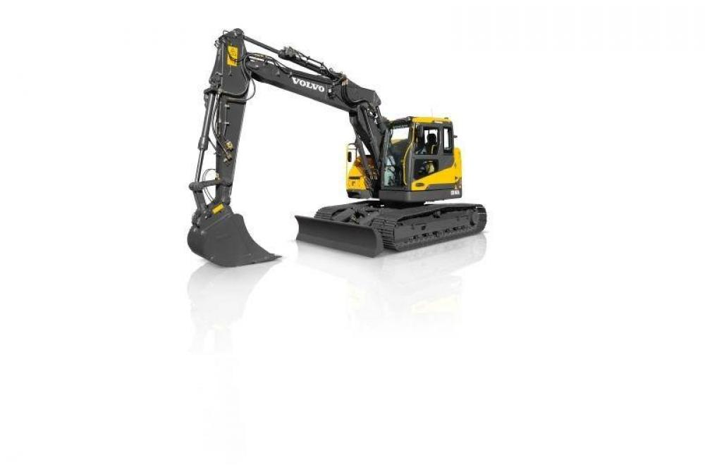 Detail photo of 2014 Volvo ECR145DL from Construction Equipment Guide