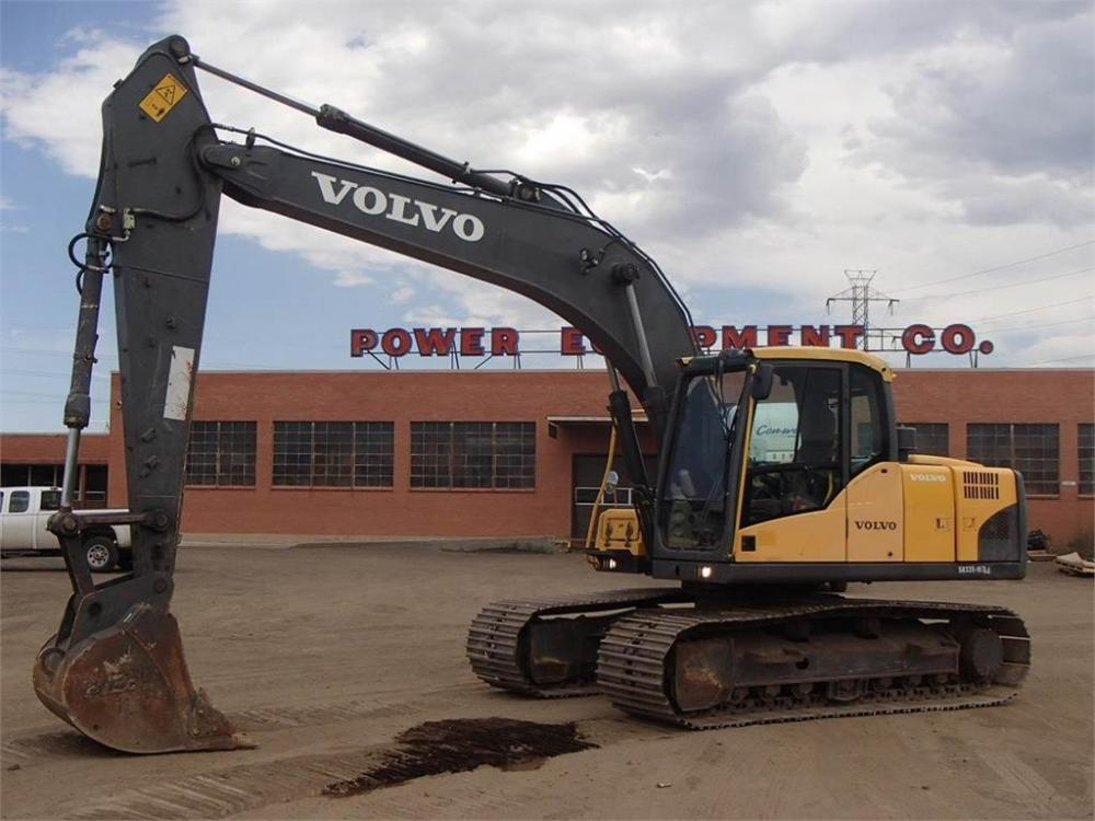 Detail photo of 2008 Volvo EC160C from Construction Equipment Guide