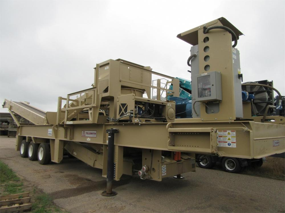 Detail photo of 2017 Telsmith T300 from Construction Equipment Guide
