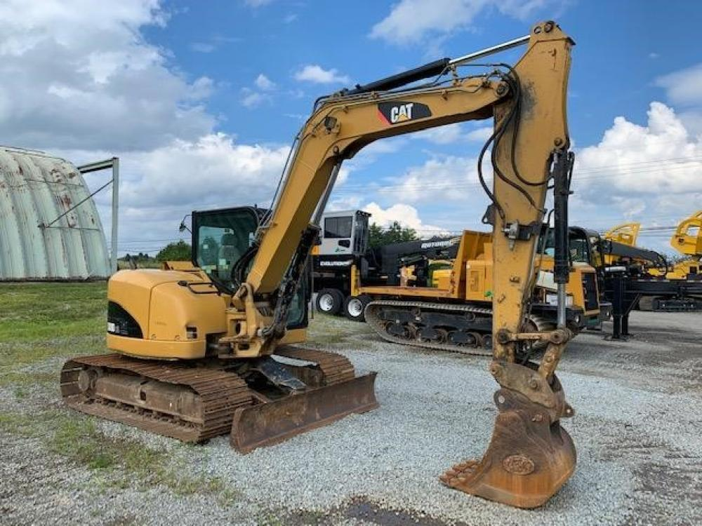 Detail photo of 2010 Caterpillar 308D CR from Construction Equipment Guide