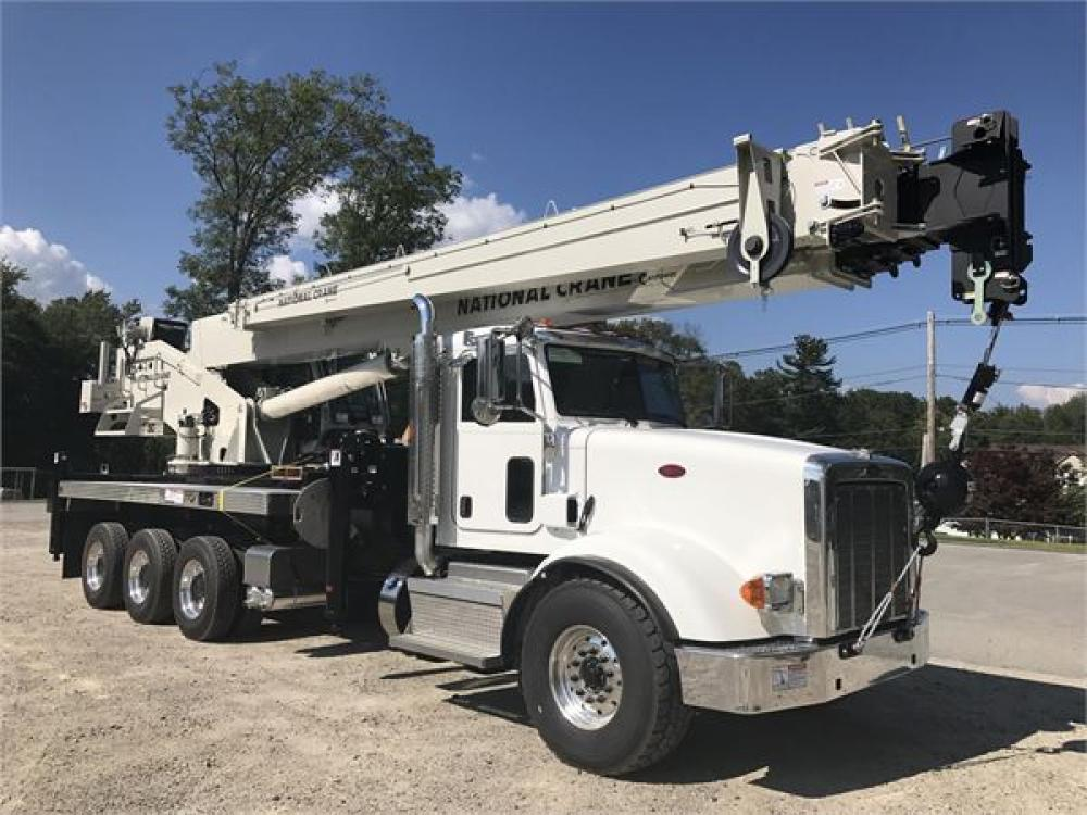 Detail photo of 2017 National NBT50 from Construction Equipment Guide