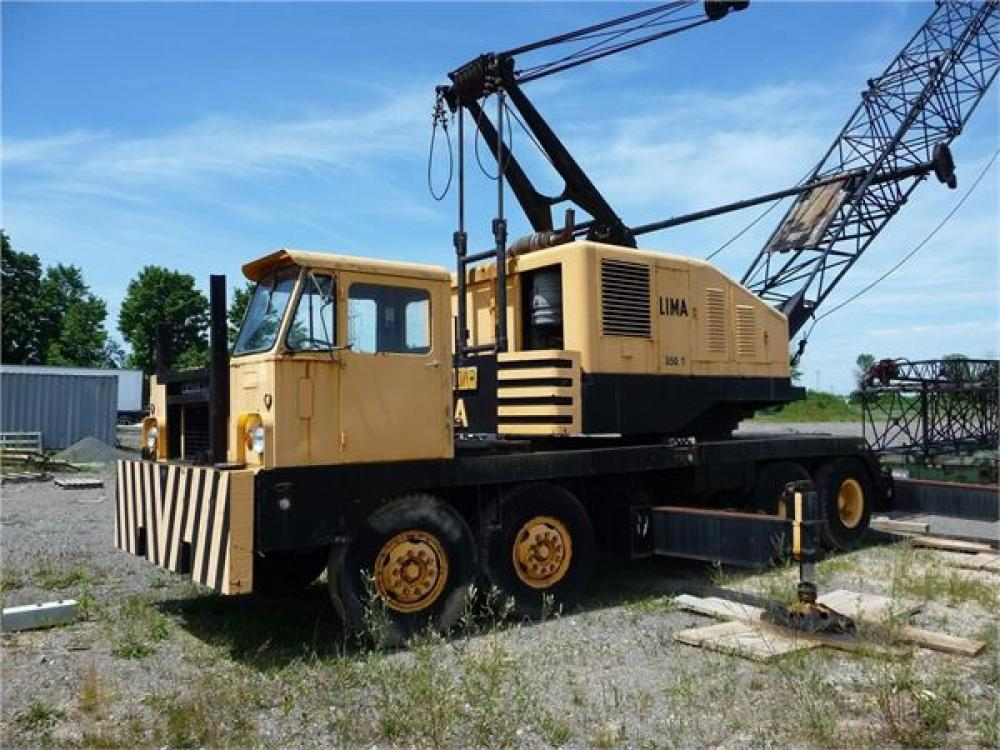Detail photo of 1967 Lima 350T from Construction Equipment Guide