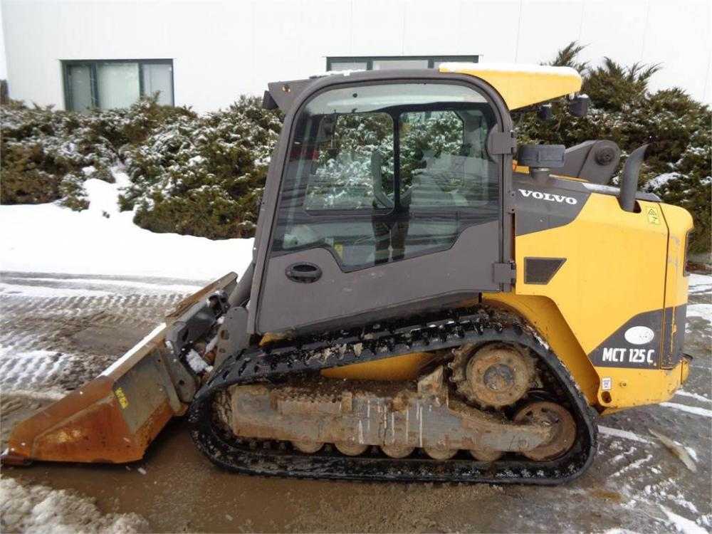 Detail photo of 2014 Volvo MCT125C from Construction Equipment Guide
