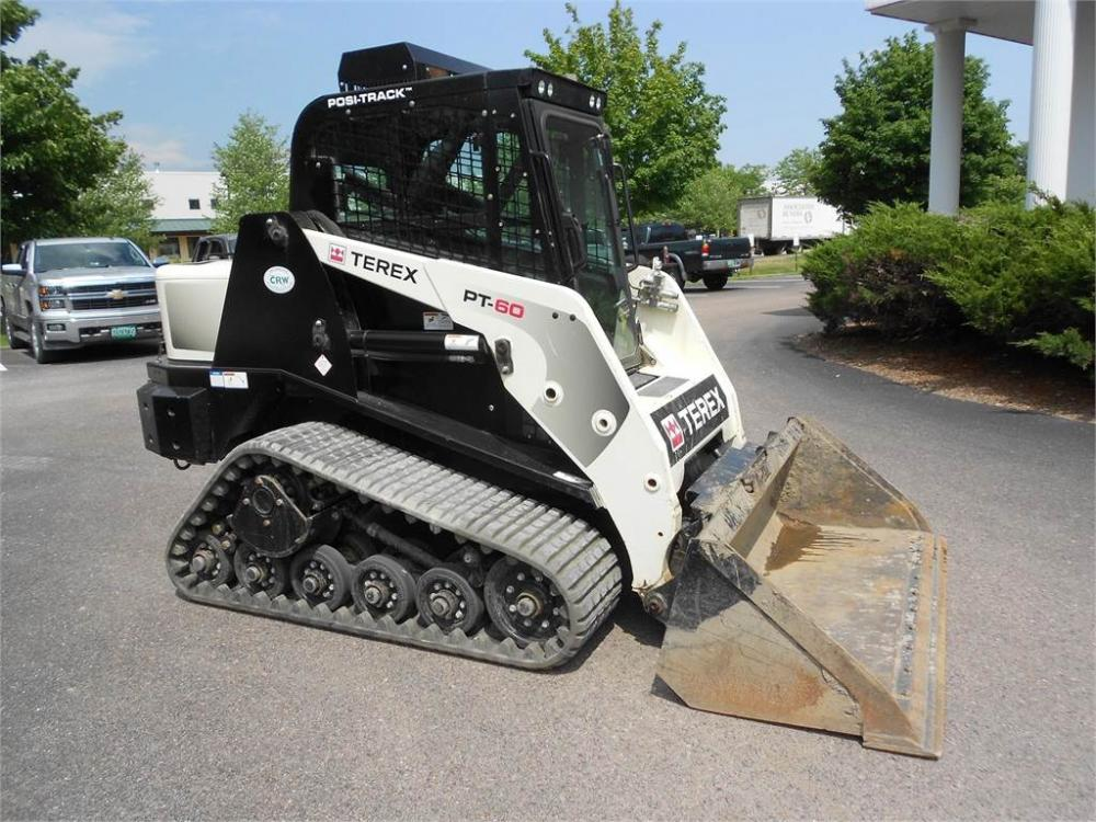 Detail photo of 2014 Terex PT60 from Construction Equipment Guide
