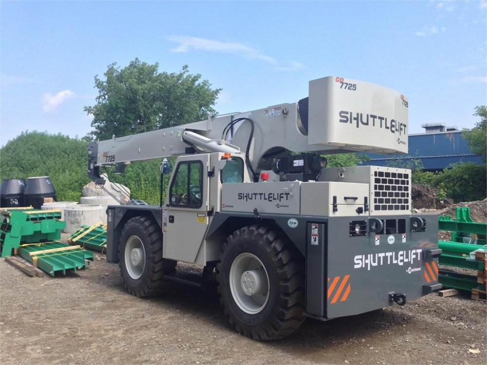 Detail photo of 2014 Shuttlelift CD7725 from Construction Equipment Guide