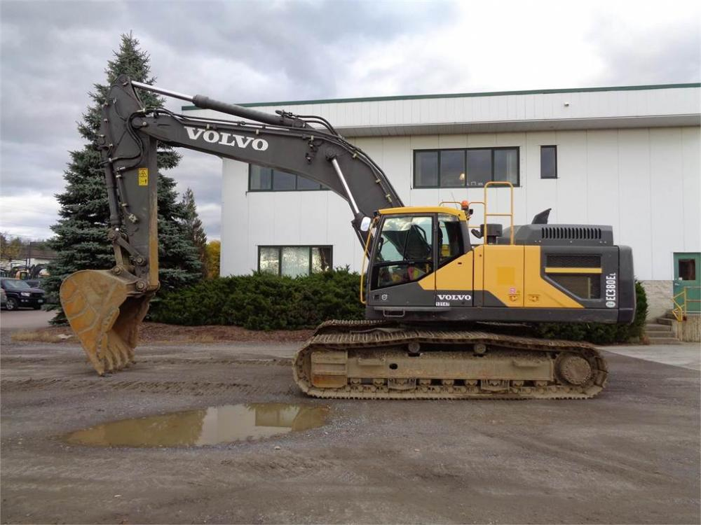 Detail photo of 2014 Volvo EC380EL from Construction Equipment Guide