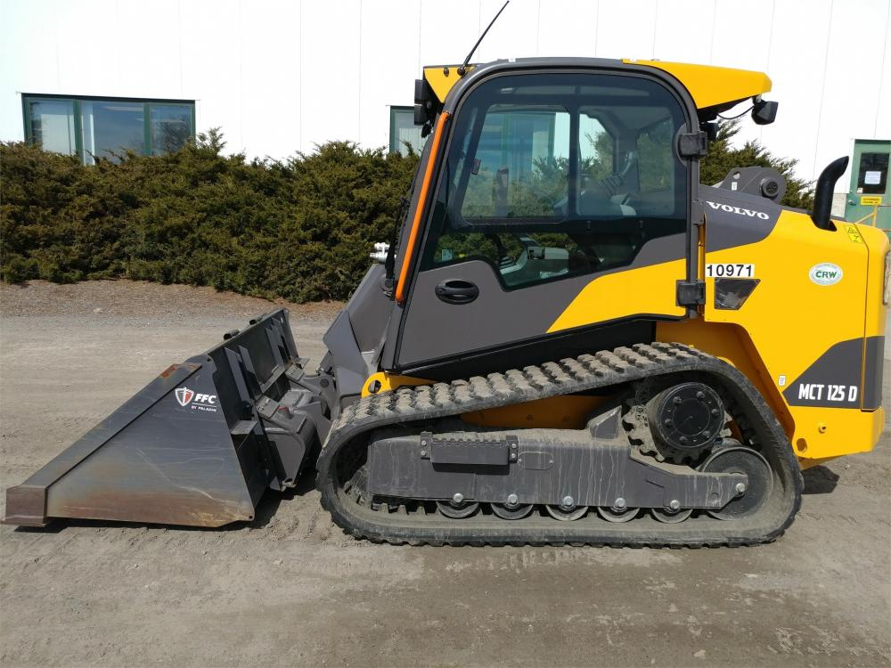 Detail photo of 2019 Volvo MCT125D from Construction Equipment Guide