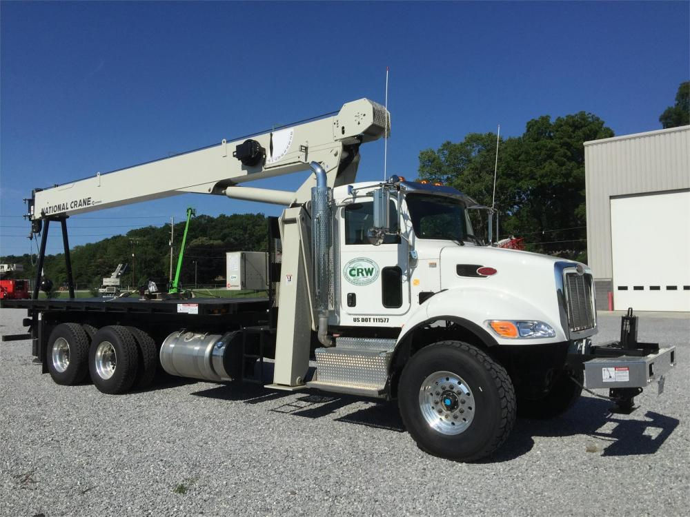 Detail photo of 2015 National 8100D from Construction Equipment Guide