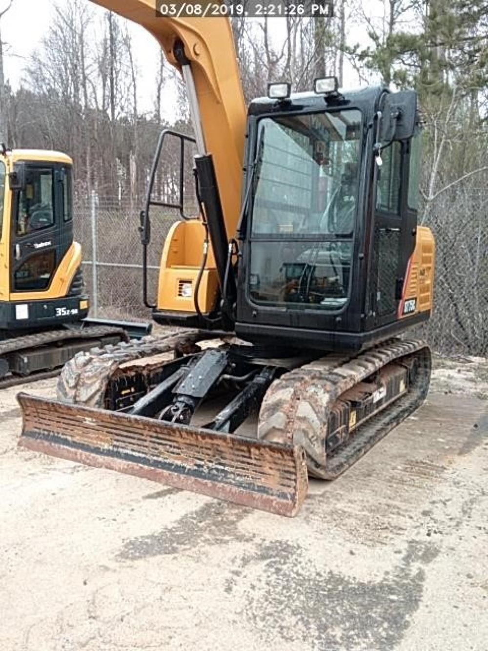 Detail photo of 2018 Sany SY75C from Construction Equipment Guide