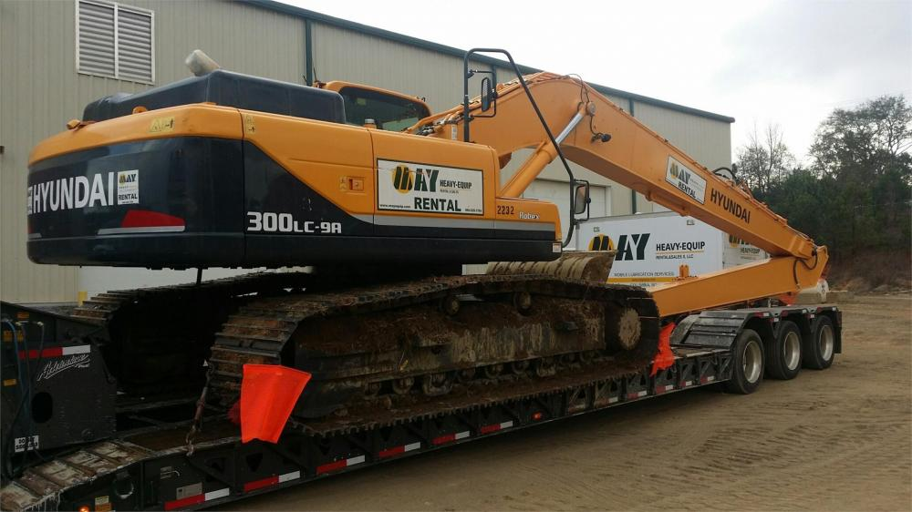 Detail photo of 2014 Hyundai ROBEX 300 LC-9A from Construction Equipment Guide