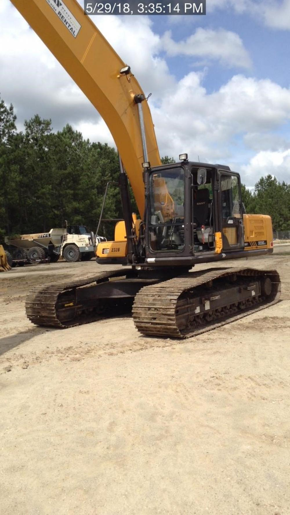 Detail photo of 2016 Sany SY235C LC from Construction Equipment Guide