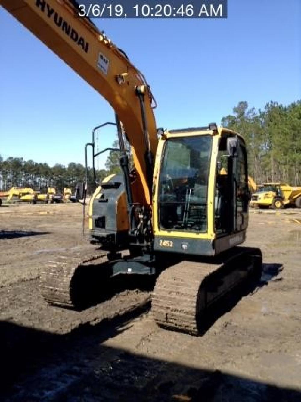 Detail photo of 2018 Hyundai HX145LCR from Construction Equipment Guide