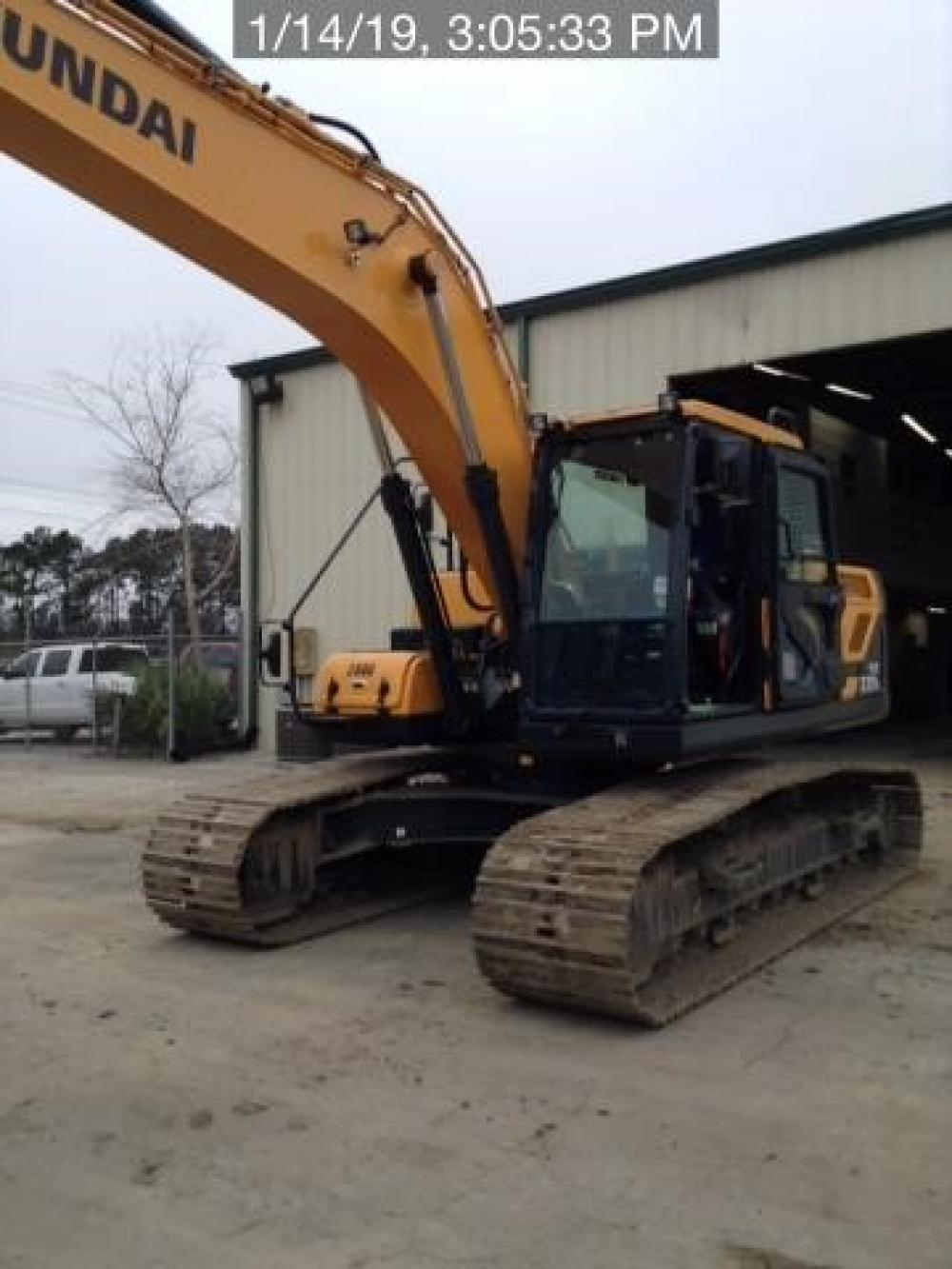 Detail photo of 2019 Hyundai HX220L from Construction Equipment Guide