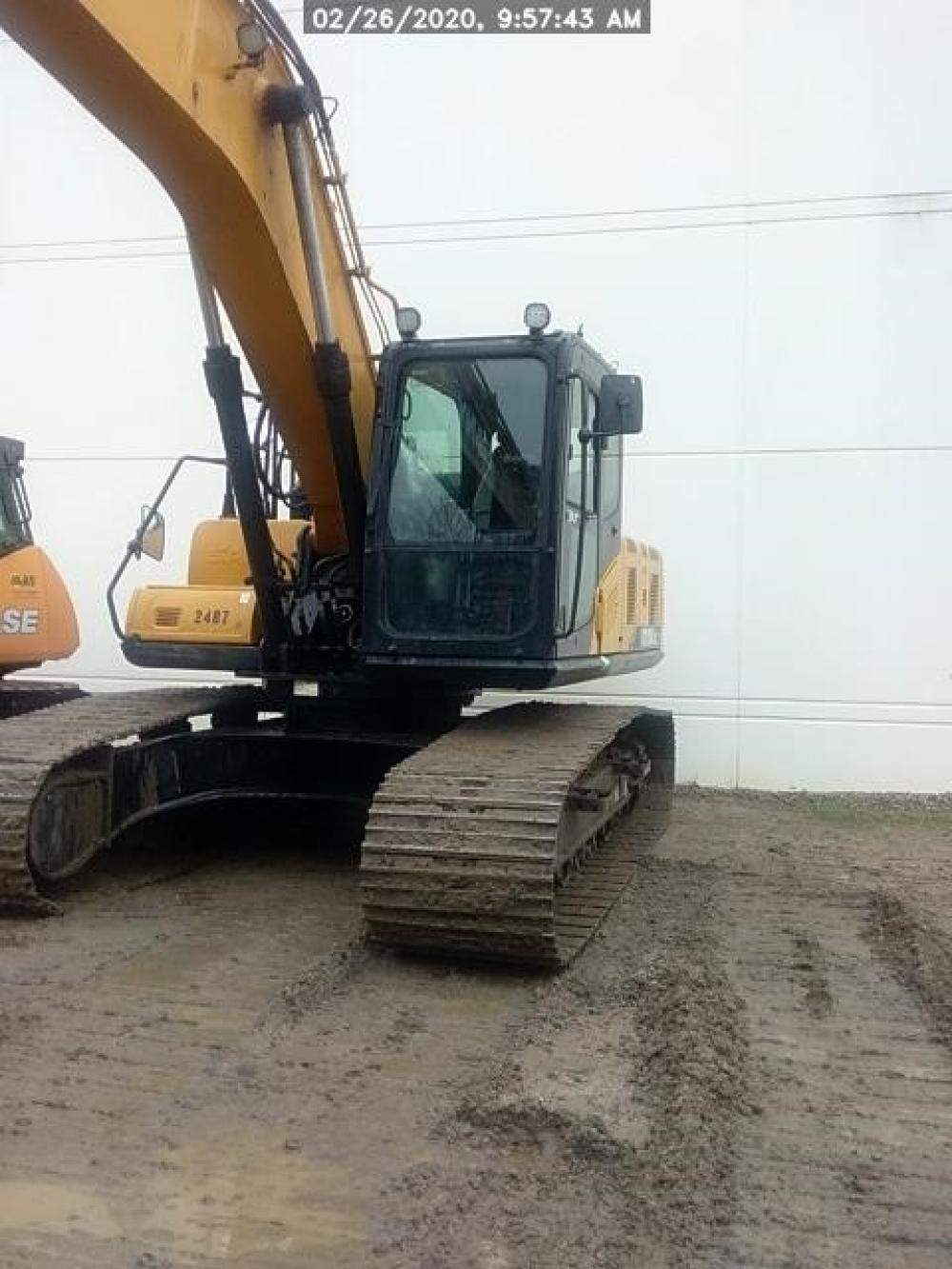 Detail photo of 2018 Sany SY215C from Construction Equipment Guide