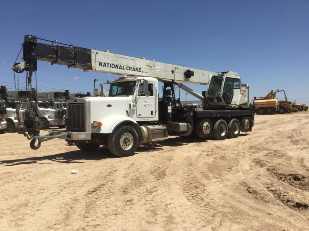 Detail photo of 2011 National NBT45-1 from Construction Equipment Guide