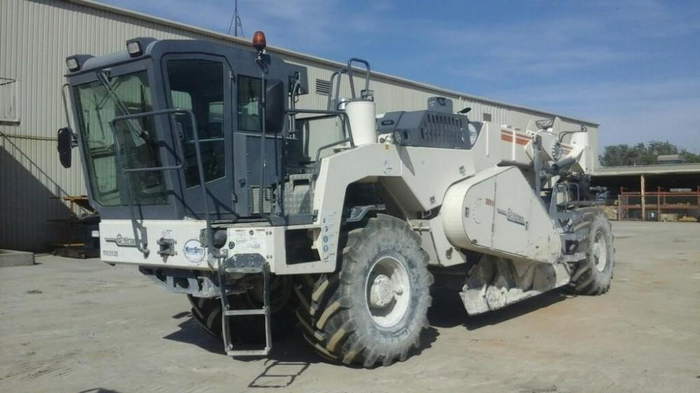 Detail photo of 2012 Wirtgen  WR2000 from Construction Equipment Guide