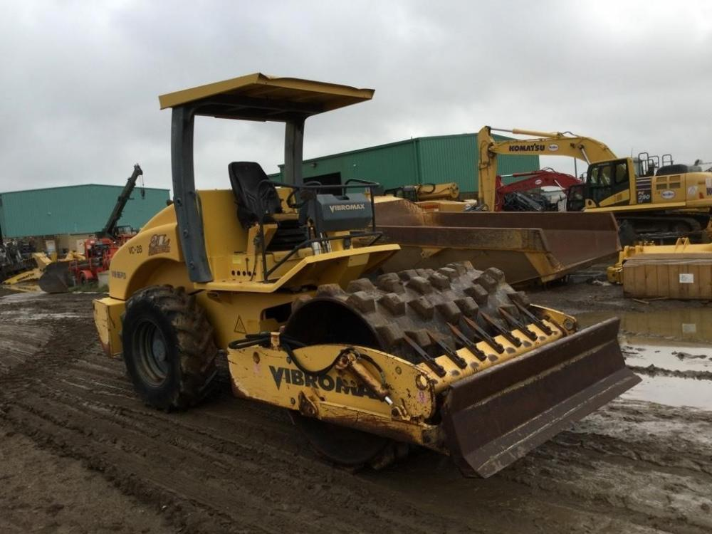 Detail photo of 2004 Vibromax VM66PD from Construction Equipment Guide