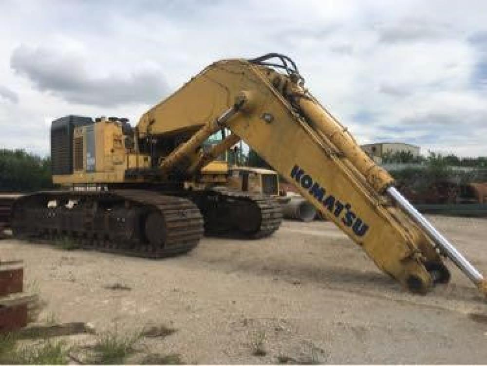 Detail photo of 2004 Caterpillar 5110B from Construction Equipment Guide
