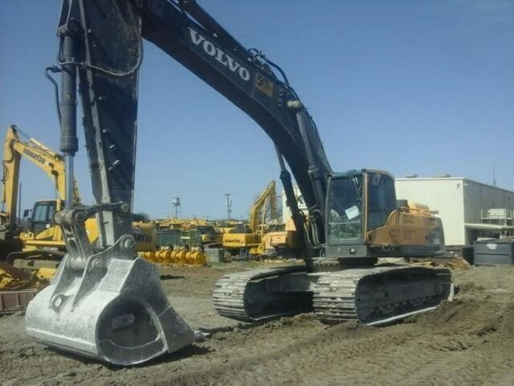 Detail photo of 2008 Volvo EC460CL from Construction Equipment Guide