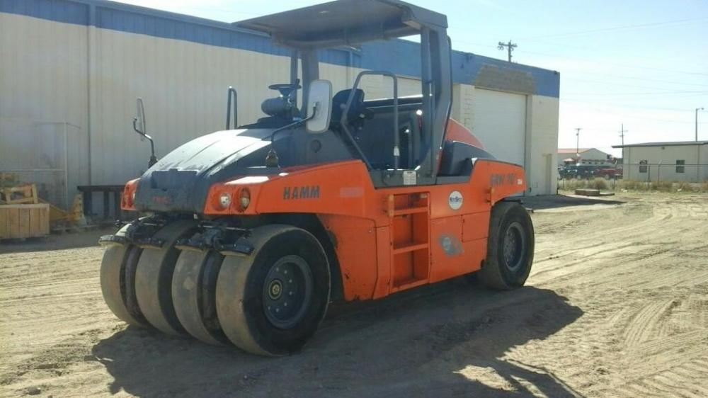 Detail photo of 2013 Hamm GRW 280-15 from Construction Equipment Guide