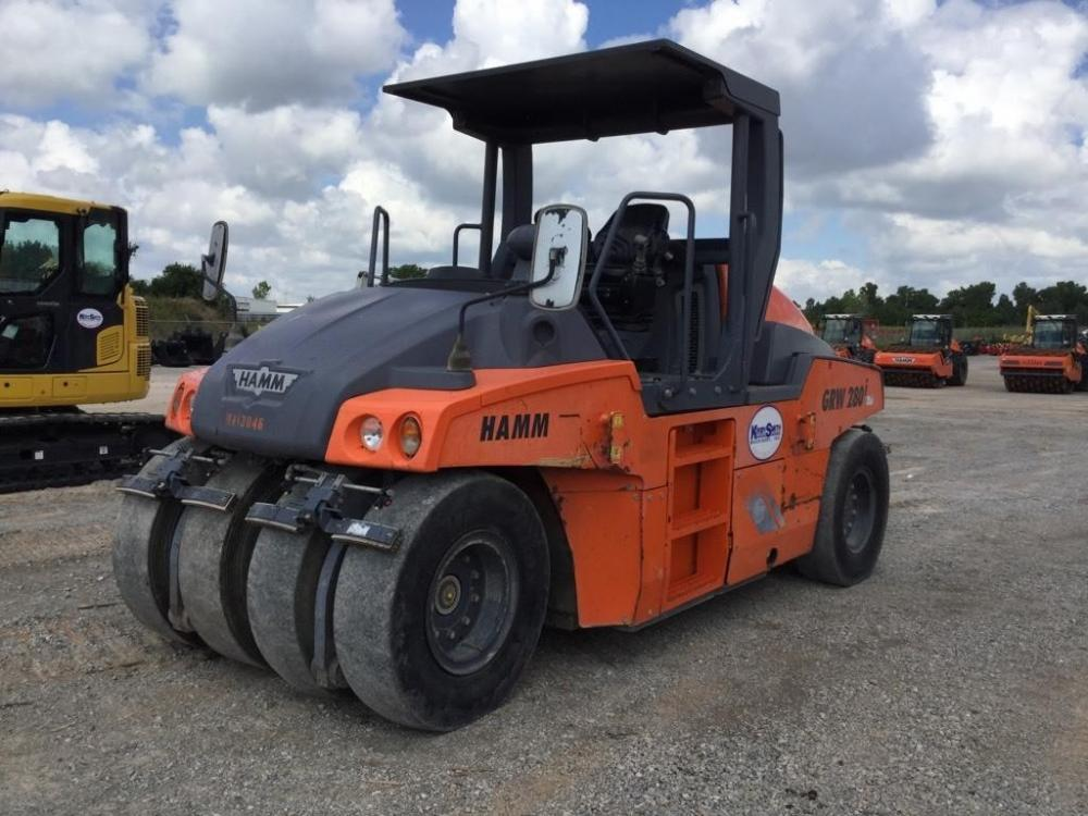 Detail photo of 2013 Hamm GRW280I-30 from Construction Equipment Guide