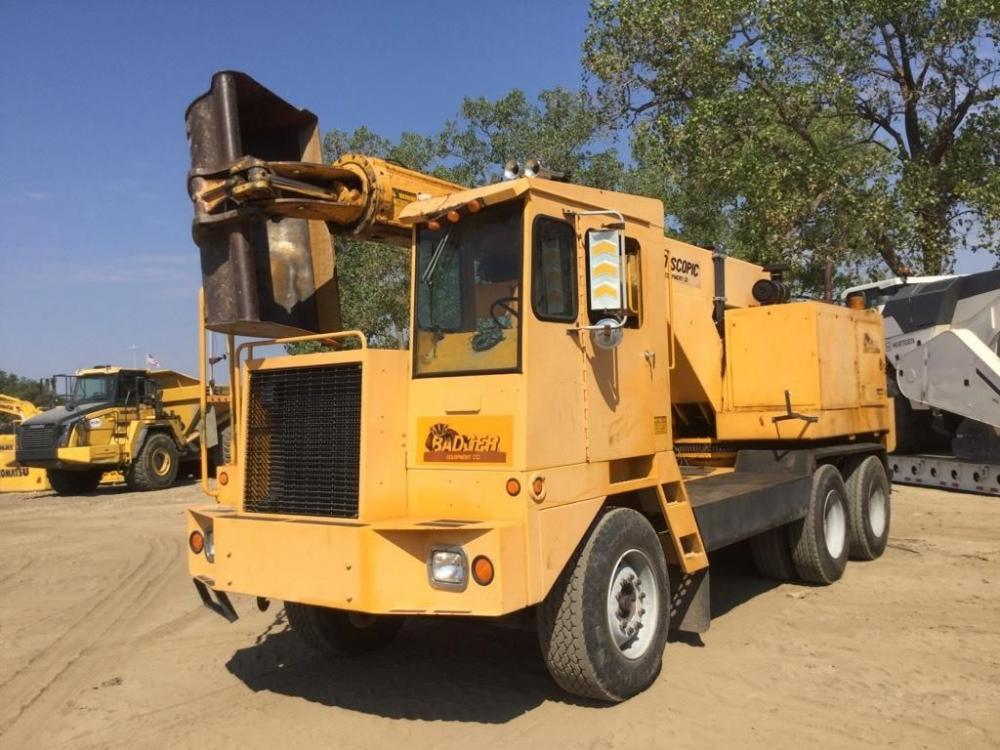 Detail photo of 2000 Badger 460 from Construction Equipment Guide