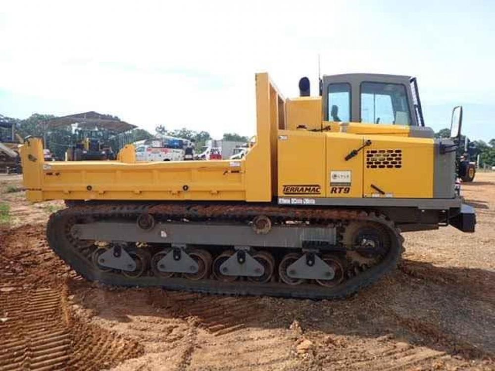 Detail photo of 2018 Terramac RT9 from Construction Equipment Guide