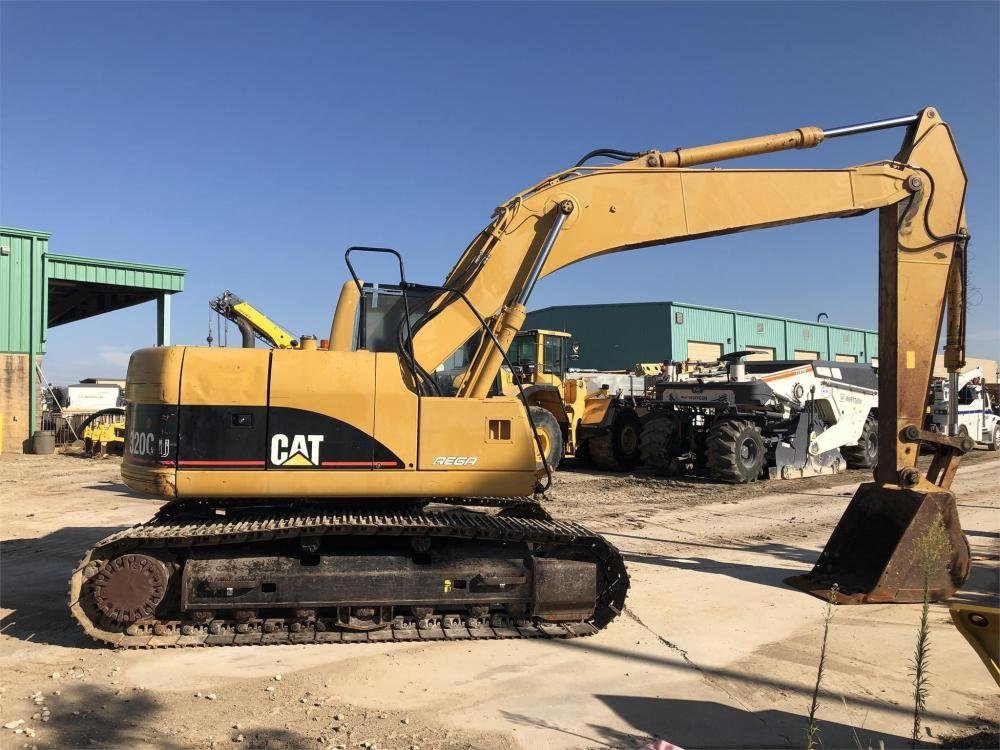 Detail photo of 2005 Caterpillar 320C U from Construction Equipment Guide