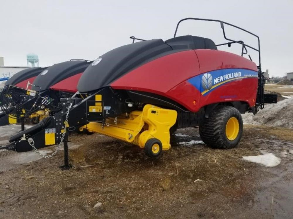 Detail photo of 2020 New Holland BIG BALER 340 from Construction Equipment Guide
