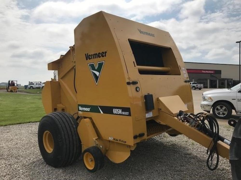 Detail photo of 2020 Vermeer 605N from Construction Equipment Guide