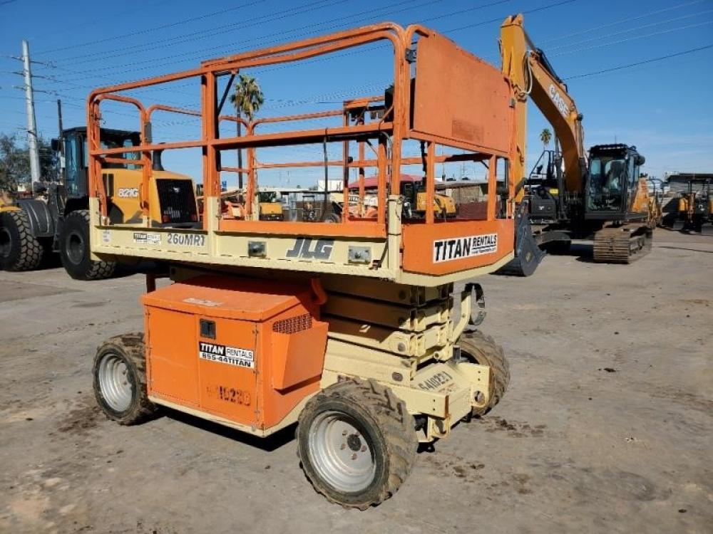 Detail photo of 2012 JLG 260MRT from Construction Equipment Guide