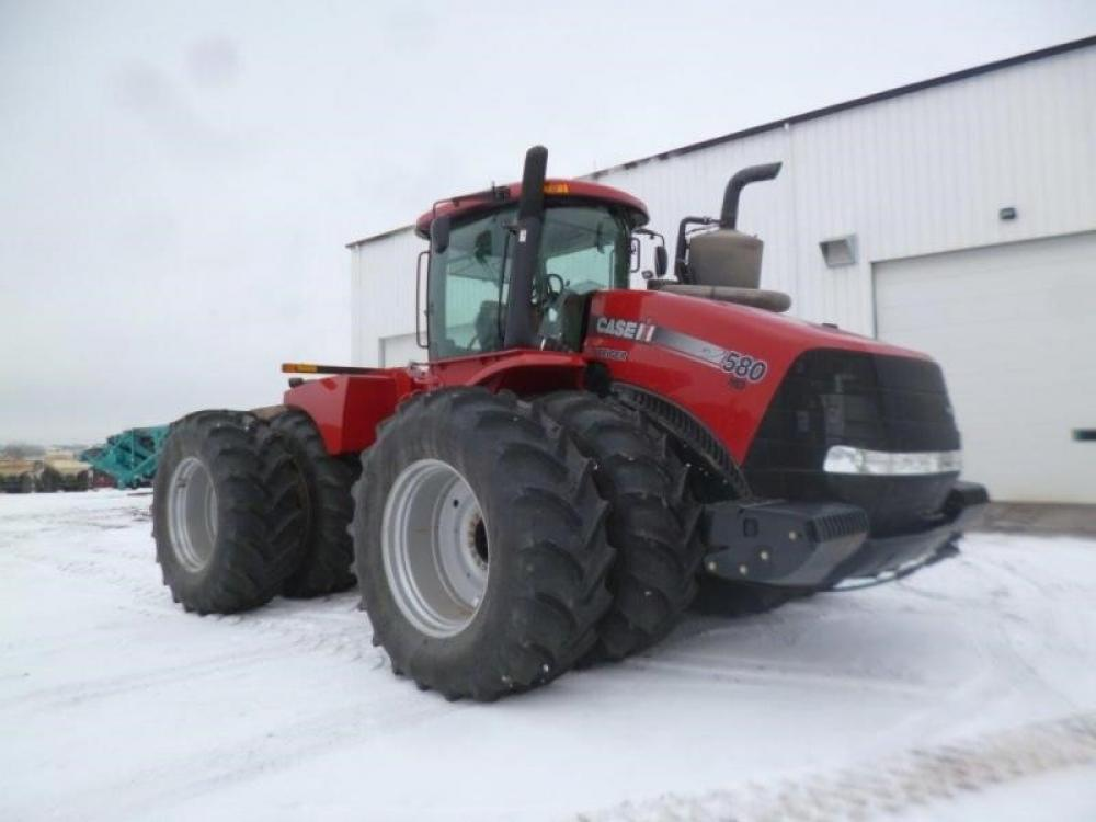 Detail photo of 2014 Case IH STEIGER 580 HD from Construction Equipment Guide