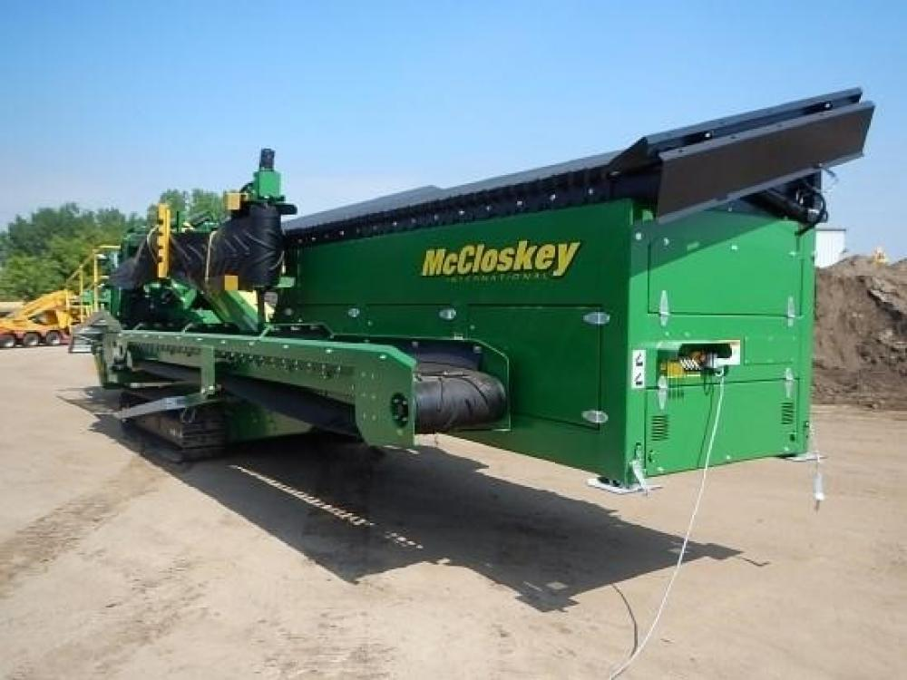 Detail photo of 2014 McCloskey S130 from Construction Equipment Guide