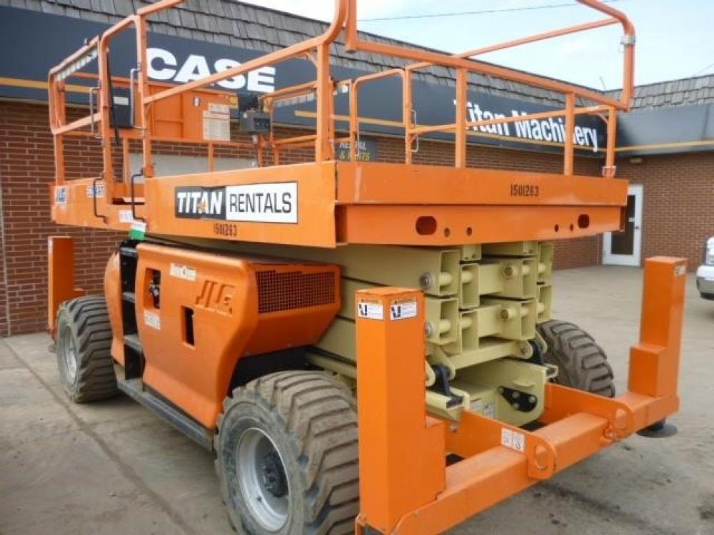 Detail photo of 2012 JLG 3394RT from Construction Equipment Guide